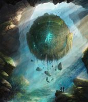 Floating Underground Sphere Tutorial by Steve Goad