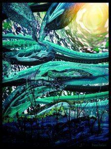 Greentasia by Donna Coburn