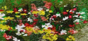 Garden Retreat by Donna Coburn