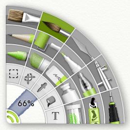 ArtRage 4 Paint tool