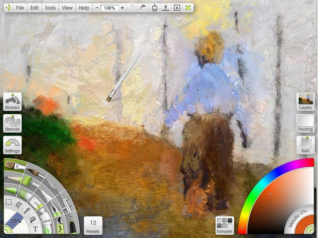 Artrage studio pro artrage Digital art painting software