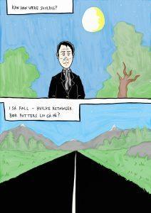 24 h comic by Jonas A Larsen