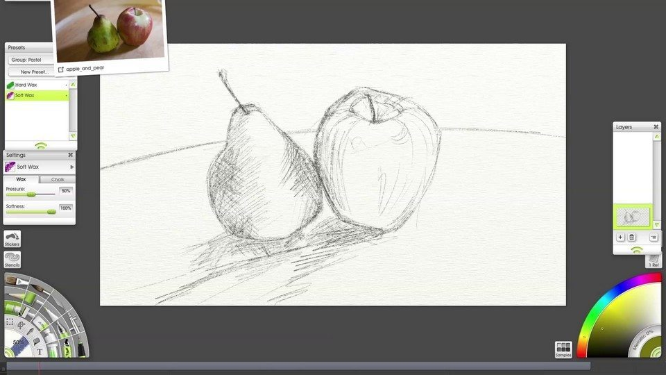 ArtRage 5 - Free download and software reviews - CNET