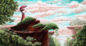 A Quiet Moment by Dion J. Pollard ArtRage 5 Art Contest