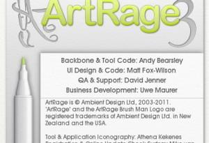 ArtRage 3 Serial Number