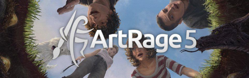 ArtRage 5 banner Boxy