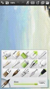 ArtRage for Android Tools