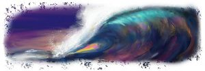 ArtRage for Android Wave banner