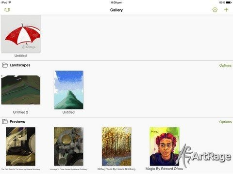 ArtRage for iPad 2.0 gallery