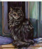 Pastel Cat Tutorial by Ramona MacDonald