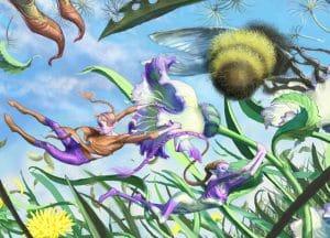 Artwork Fairies Breeze