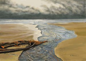 Bull Kelp by Randel Washburne