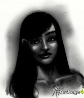 Drawing with Charcoal in ArtRage 4
