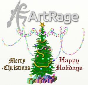 Christmas effects sticker sprays 2