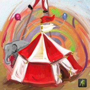 Circus ArtRage Oil Painter Free Art