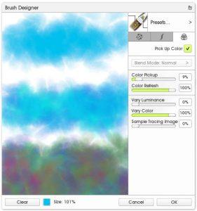 Color Vary Hue ArtRage 5 Custom Brush tutorial by Sav Scatola