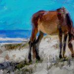 Cumberland Pony 72 ArtRage iPad artist Dean Scott Waters
