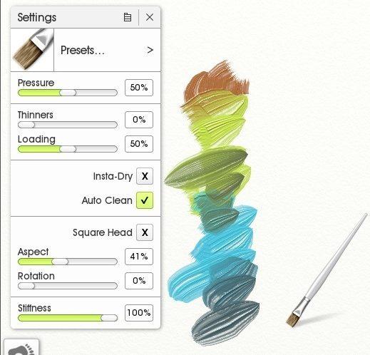 Custom Oil Brush Preset Hassan Chenary Featured ArtRage Artist