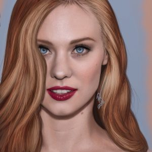 Deborah Woll by Paul Hinch-Worman