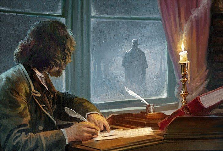 Dickens by Sergey Shikin