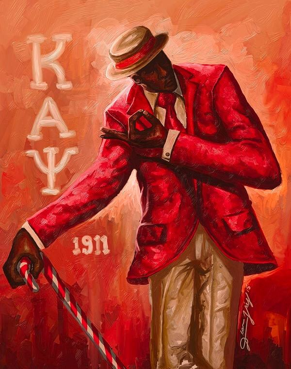 Distinguished Kappa Alpha Psi by Dion J. Pollard