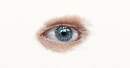 Eye Dale Jackson Strato Art ArtRage Artist