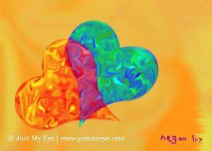 Falling In Love by Megan Fry