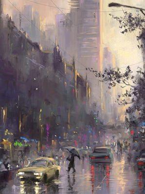 Featured Artist Mikhail Karetin