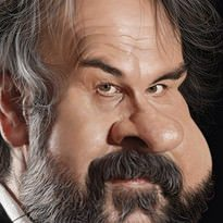 Featured Peter Jackson Art