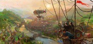 Feng Huang by Lothar Zhou