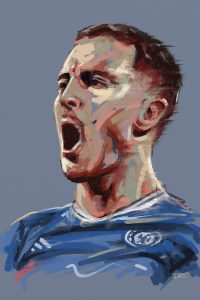 Hazard ArtRage artist Phil Galloway small