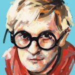 Hockney ArtRage artist Phil Galloway small