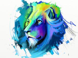 Lion by Fernando Madeira
