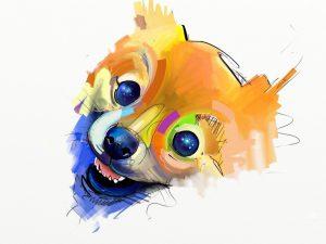 Dog by Fernando Madeira