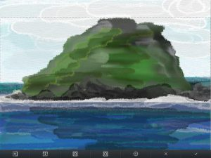 Transforming layers ArtRage for iPad 2.0