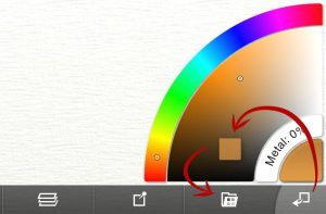 Color Sampler ArtRage for iPad 2.0