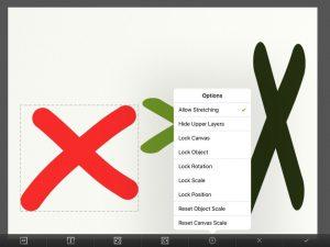 Transform artrage for iPad 2.1
