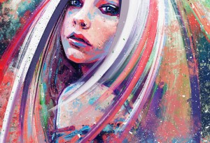 Into The Stars (Avril Lavigne) by Andrea MG