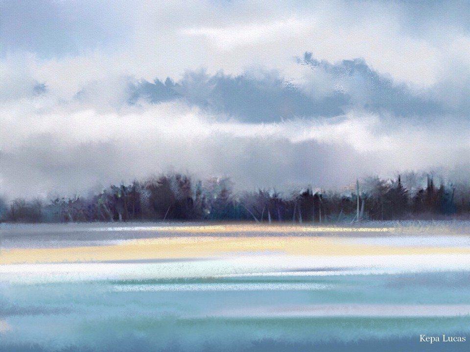 Island by Kepa Lucas