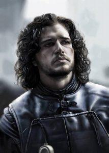 Jon Snow (Final) by Teoman Mete CAKICI