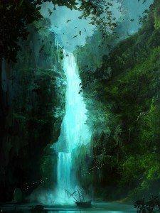 Wreck in the Jungle by Ignacio de la Calle