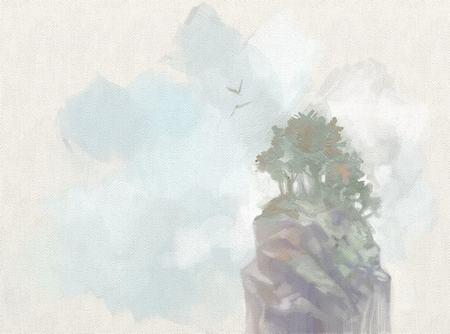 Landscape 2 by Jon Hodgson ArtRage Artist by Jon Hodgson ArtRage Artist