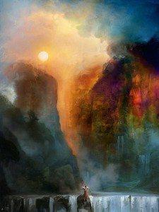 Landscape14 by Ignacio de la Calle