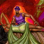 Making Music With My Lady by Dion J Pollard
