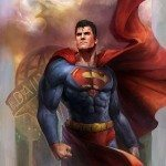 Man of Steel by Steve Goad