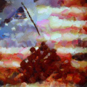 Marines Brian Coffey Featured ArtRage Artist