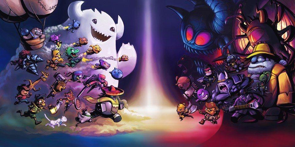 Massive Monster (promotional art, Massive Monster Games) by Jon Davies
