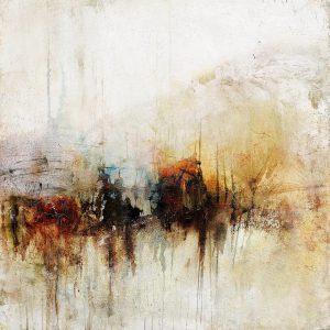 Meditation of Life 16x16 Brian Coffey Featured ArtRage Artist