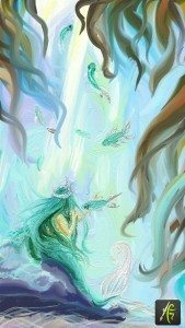 Mermaid ArtRage Oil Painter Free Art