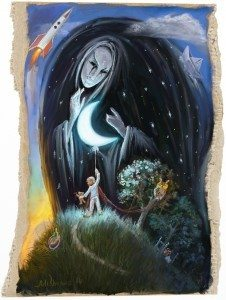 Mikhail Karetin Little Boy and Night (Android)